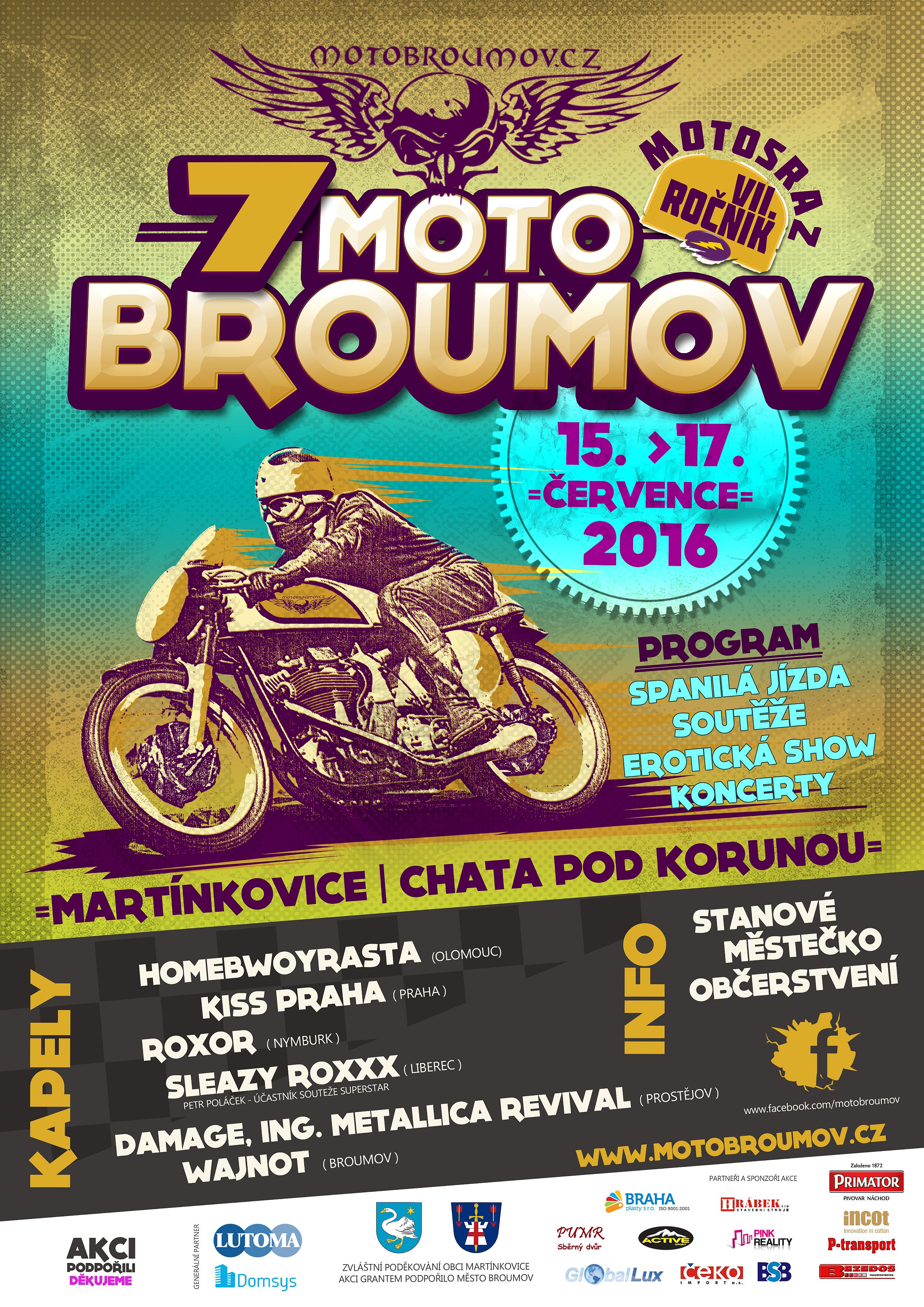 MOTOSRAZ-BROUMOV-ROXOR OD 16:00