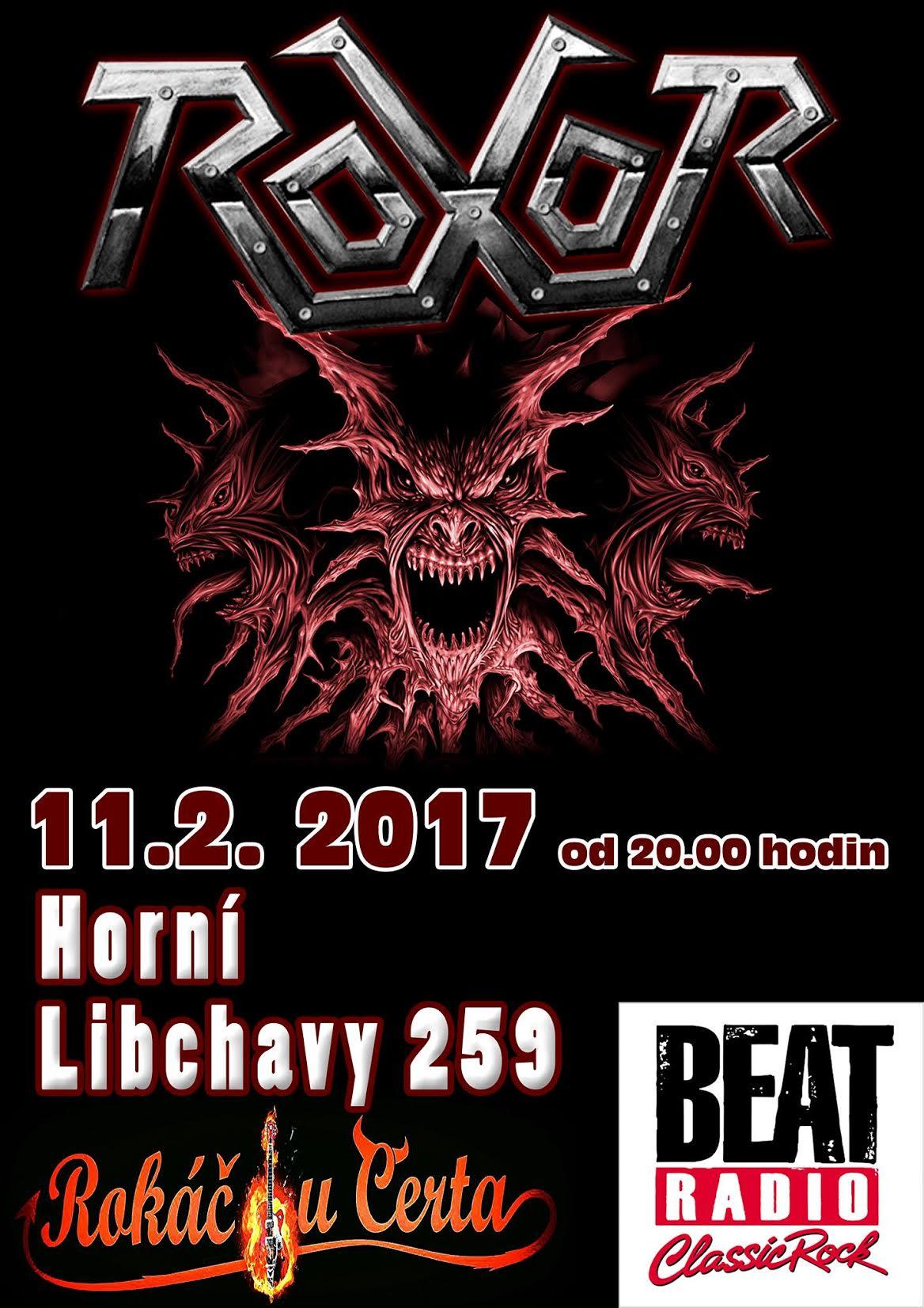 ROXOR - Horní Libchavy 259